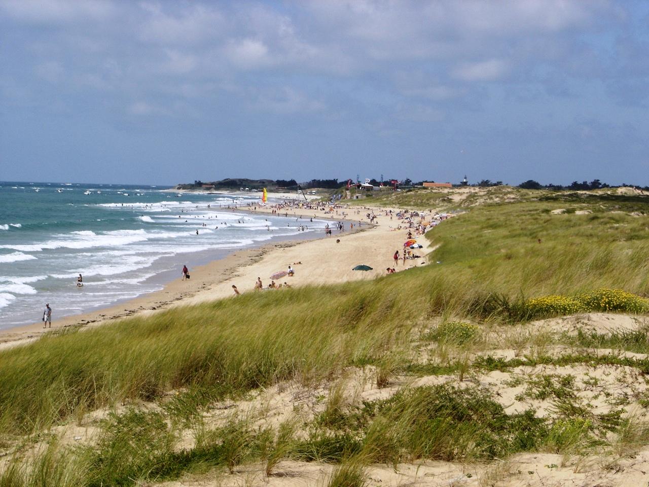 Les plages d 39 ol ron 100km de c tes d couvrir pour les - Office du tourisme st pierre d oleron ...